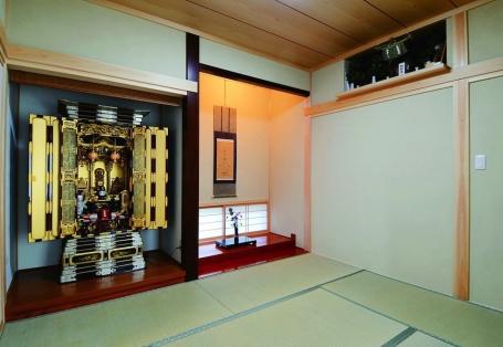 ☆便利さと楽しさを兼ね備えたバリアフリーの家